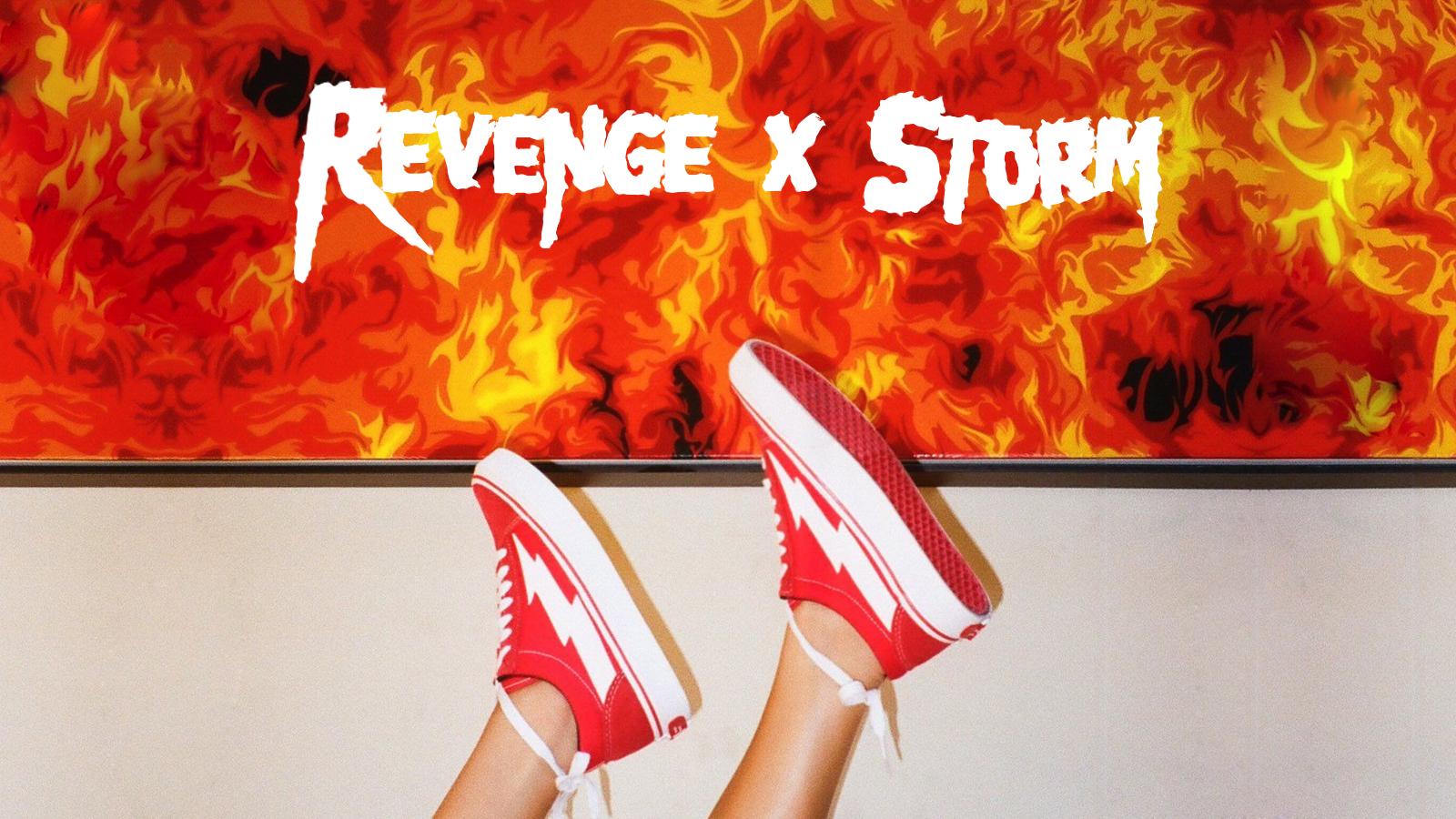 """""""REVENGE"""